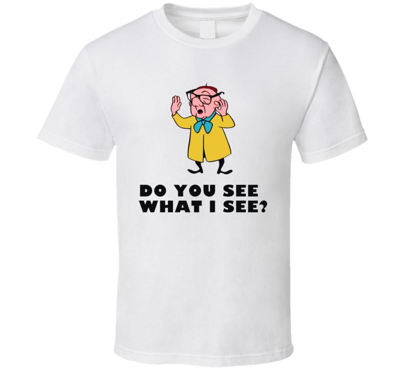 Mr. Magoo T Shirt