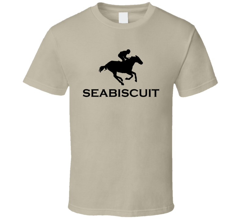 Seabiscuit T Shirt
