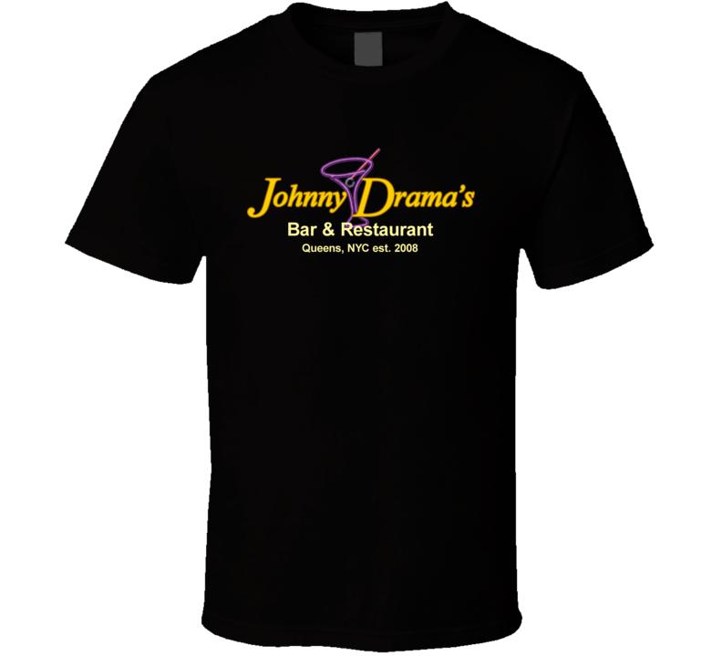 Johnny Drama Entourage Restaurant T Shirt