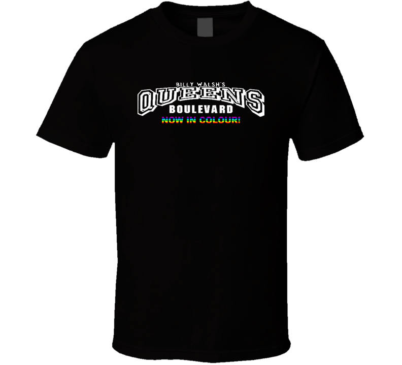 Queens Blvd Boulevard Entourage T Shirt