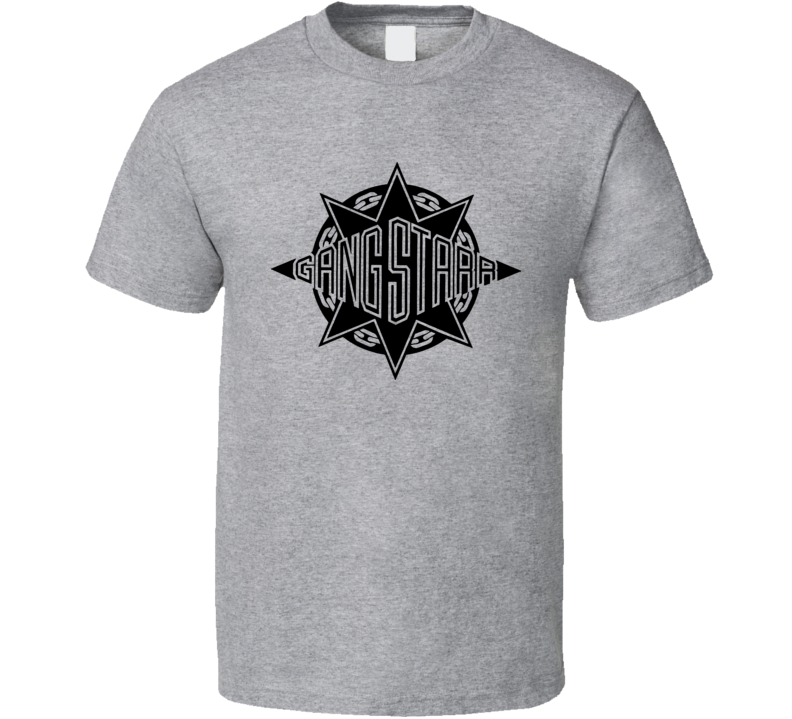 Gangstarr Hip Hop 90'S Rap T Shirt