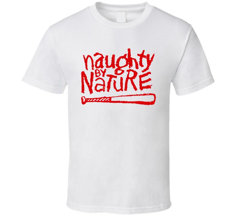 Naughty By Nature Hip Hop Rap T Shirt