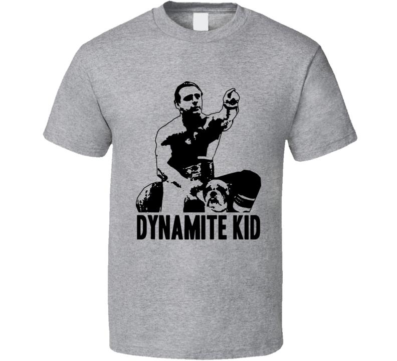 ザダイナマイトキッドThe Dynamite Kid本名Thomas Tom Billington1958年 12月5日 はイギリス出身の元プロレスラー