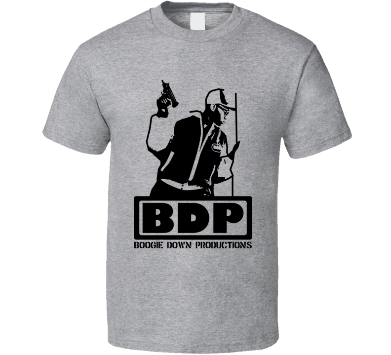 Boogie Down Productions Bdp T Shirt