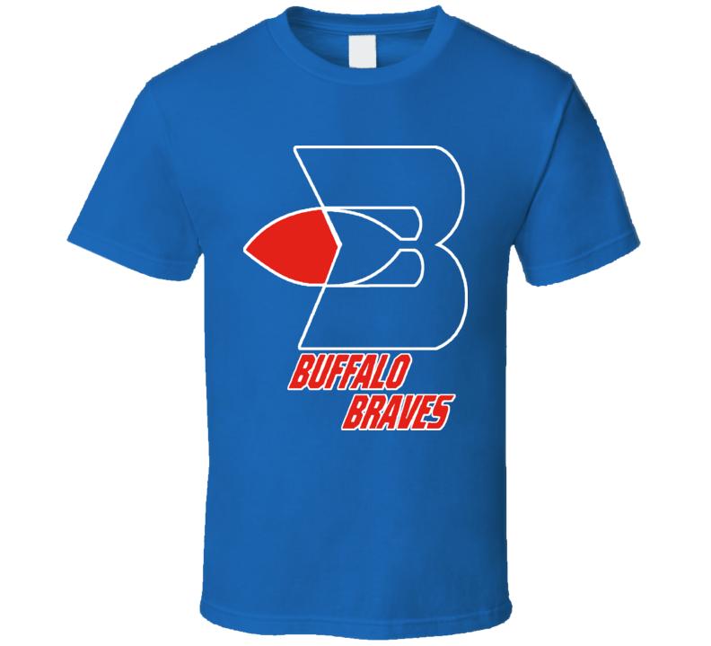 Buffalo Braves 70S Basketball Logo T Shirt