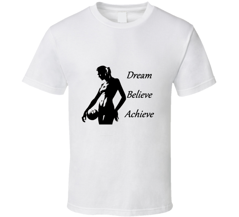 Volleyball Quote T Shirt