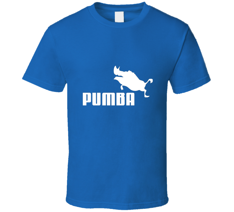 Pumba Sports T Shirt