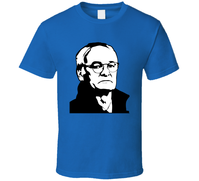 Claudio Ranieri Leicester City FC Silouette Underdog T Shirt