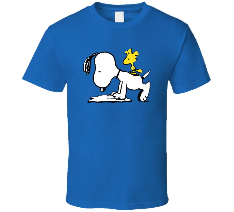 Snoopy And Woodstock 1 Charlie Brown A Pig In Shirt