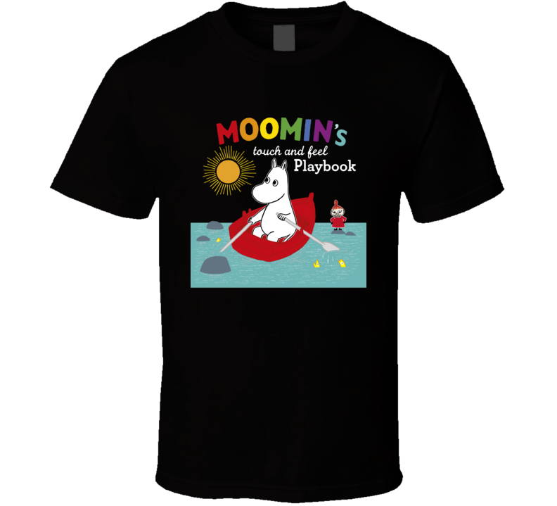 Moomins Touch And Feel Playbook Jansson A Pig In Shirt