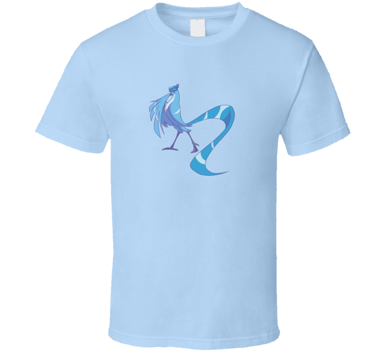 Articuno Pokemon Video Game A Pig In Shirt