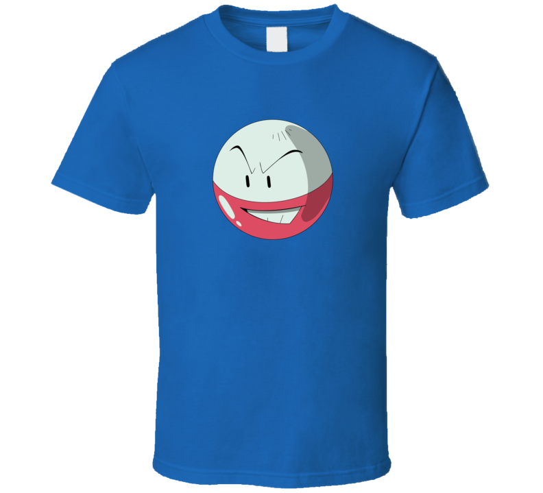 Electrode Pokemon Video Game A Pig In Shirt