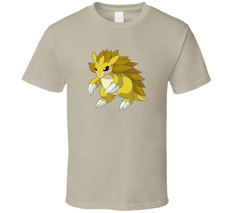 Sandslash Pokemon Video Game A Pig In Shirt