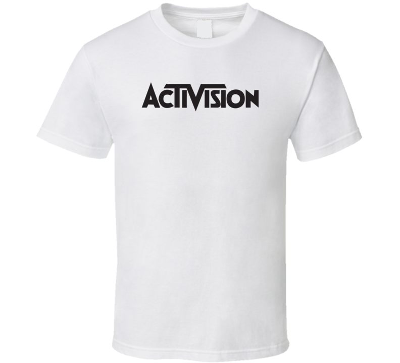 Activision Video Game Pig In Shirt