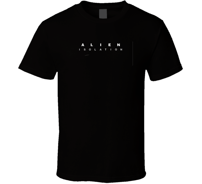 Alien Isolation Video Game Pig In Shirt