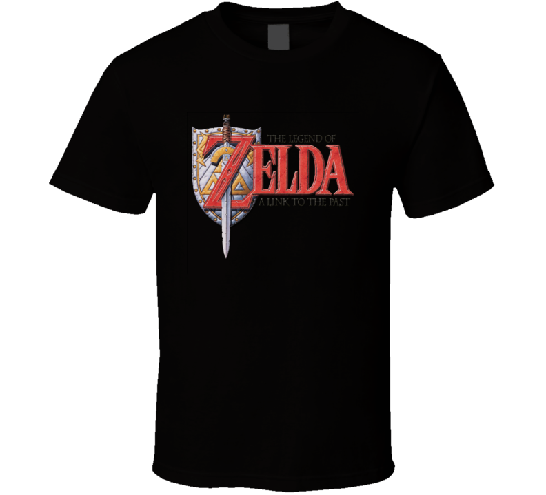 A Link To The Past Zelda Video Game Pig In Shirt