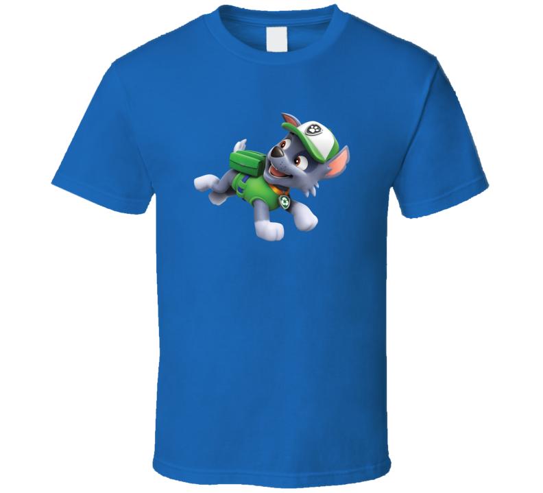 Rocky Paw Patrol Tv A Pig In Shirt 3