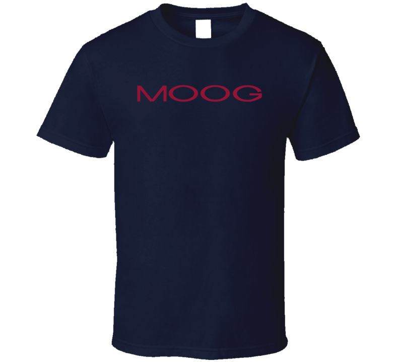 Moog Manufacturing Music T Shirt