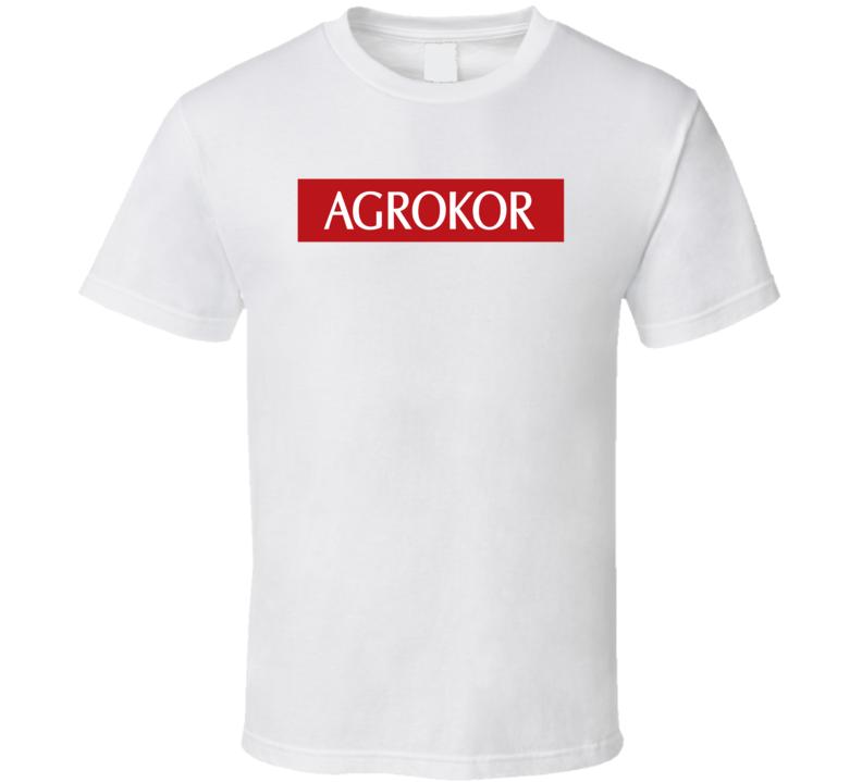 Agrokor Food Pig In Shirt