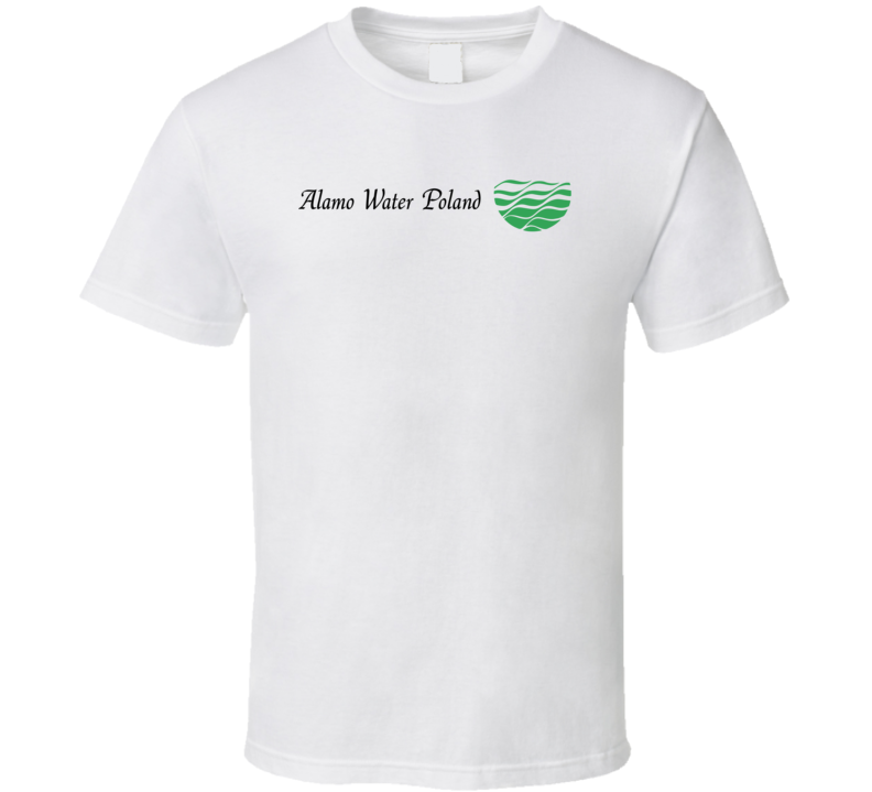 Alamo Water Poland Food Pig In Shirt