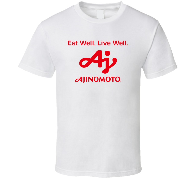Ajinomoto Food Pig In Shirt
