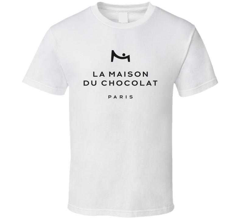 Maison Du Chocolat Food Pig In Shirt