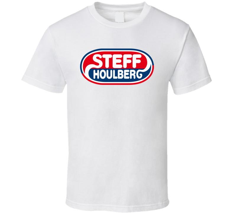 Steff Houlberg Food Pig In Shirt
