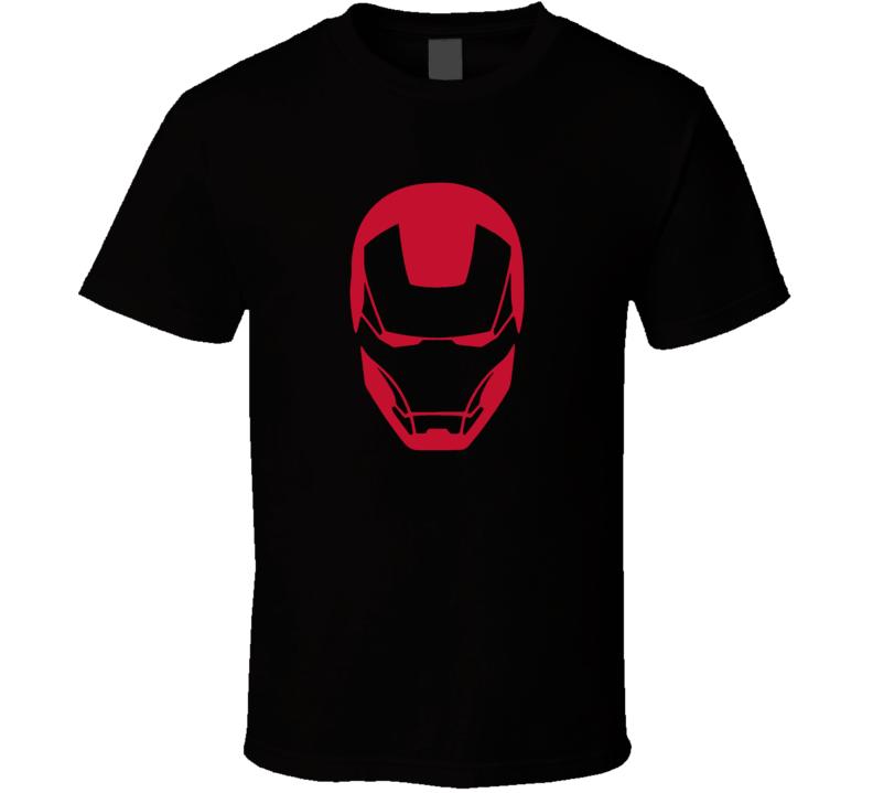 Iron Man Mask Comic Pig In Shirt
