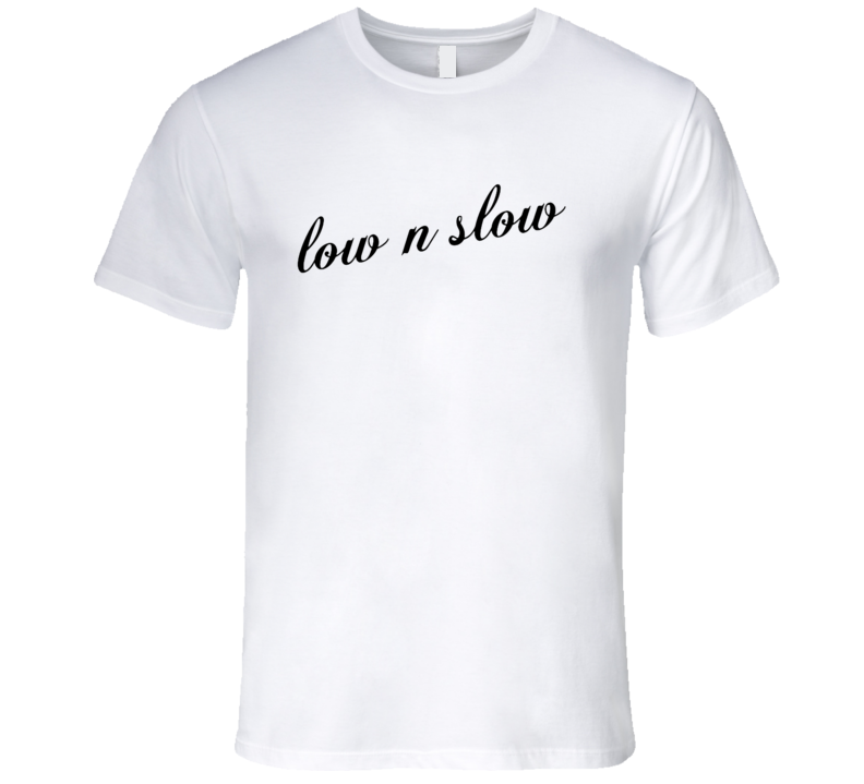 Low N Slow Custom Lowered Car JDM T Shirt