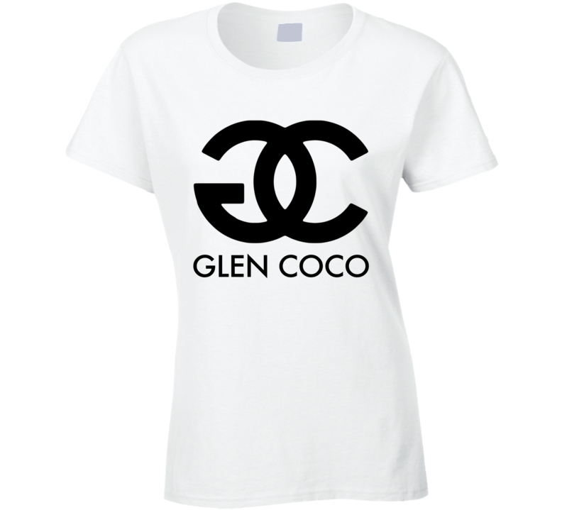 Glen Coco Funny Chanel Parody Mean Girls Popular Graphic T Shirt