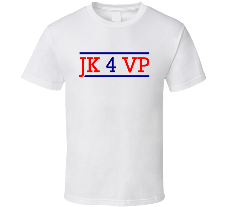 Jimmy Kimmel 4 Vice President Fun Political Graphic T Shirt