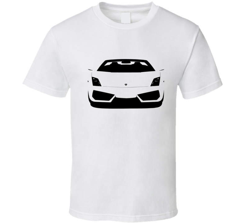 Lamborghini Gallardo Spyder Convertible Graphic Italian Car Enthusiast T Shirt