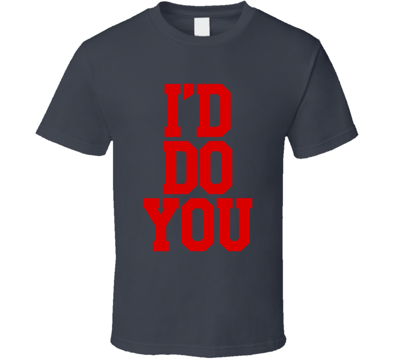 Id Do You Funny Popular Cool Nathan Sykes Wanted Graphic T Shirt