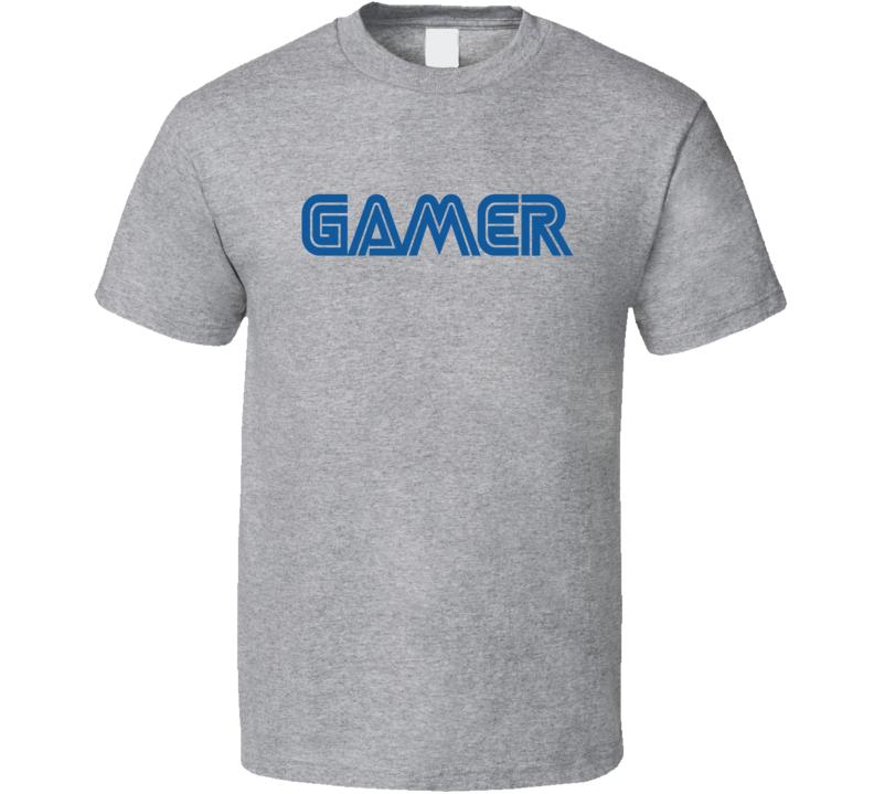 Gamer Fun Nintendo Geek Nerd Graphic Video Game T Shirt