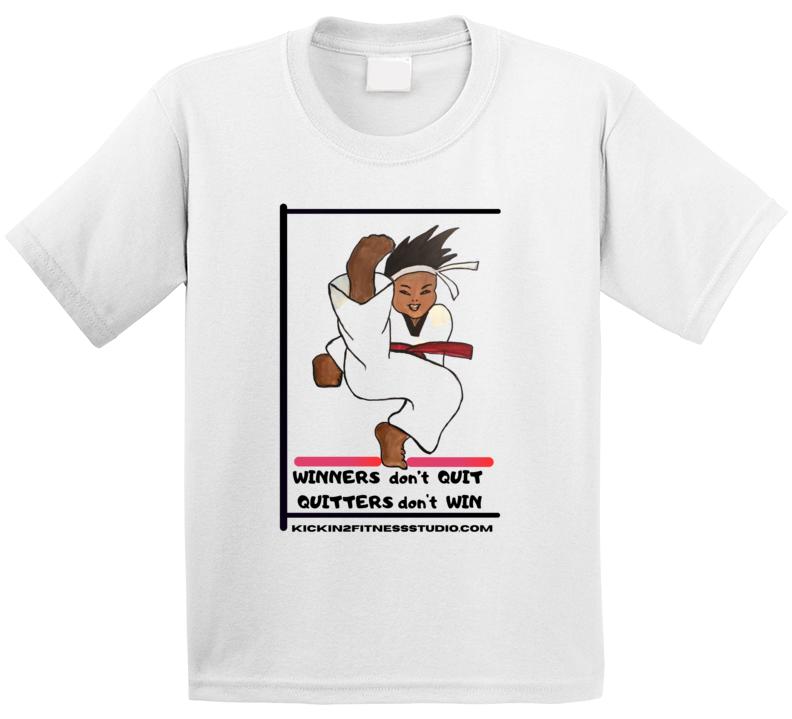 Taekwondo Kid T Shirt