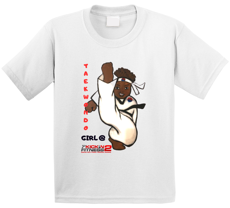 Taekwondo Kid T-Shirt