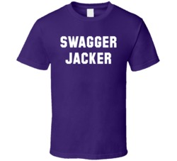 Swagger Jacker As Seen On Jersey Shore T Shirt