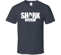 Shark Week Great White Jaws Animal Hammerhead Whale T Shirt