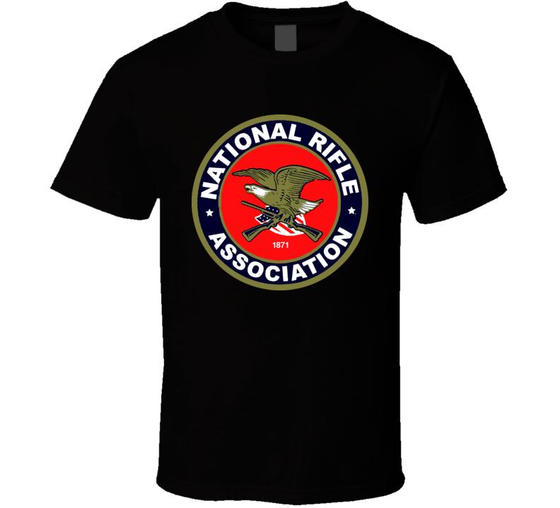 National Rifle Association NRA Guns Rifles 2nd Amendment T Shirt