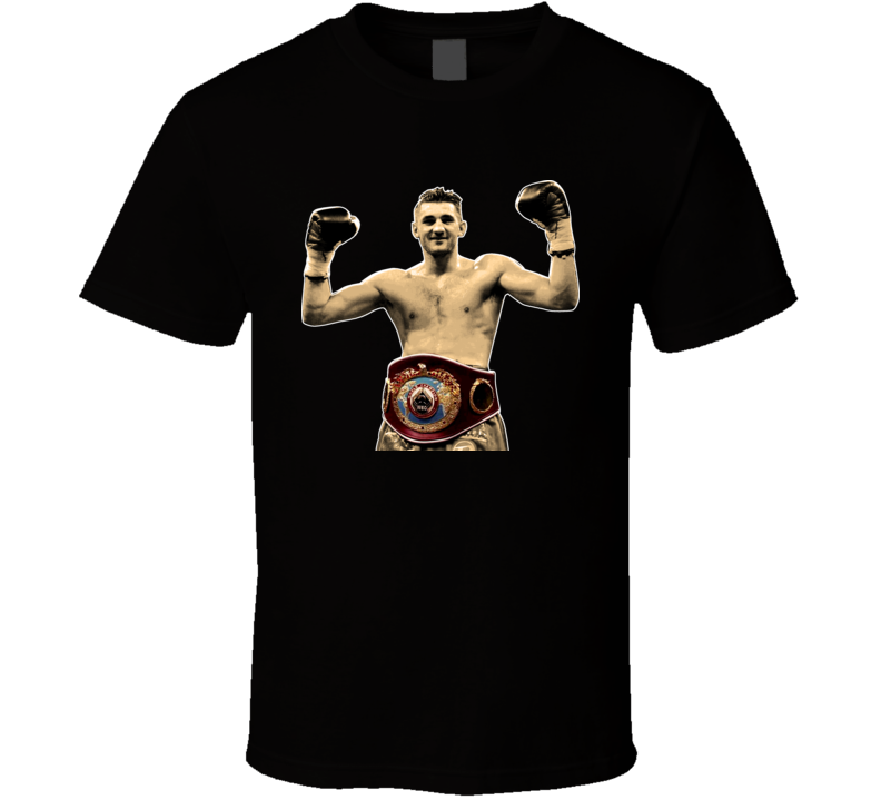 Nathan Cleverly Wales Boxing Boxer Great Britain Welsh T Shirt