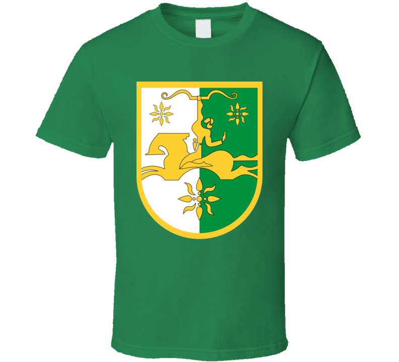 Abkhazia Coat Of Arms T Shirt
