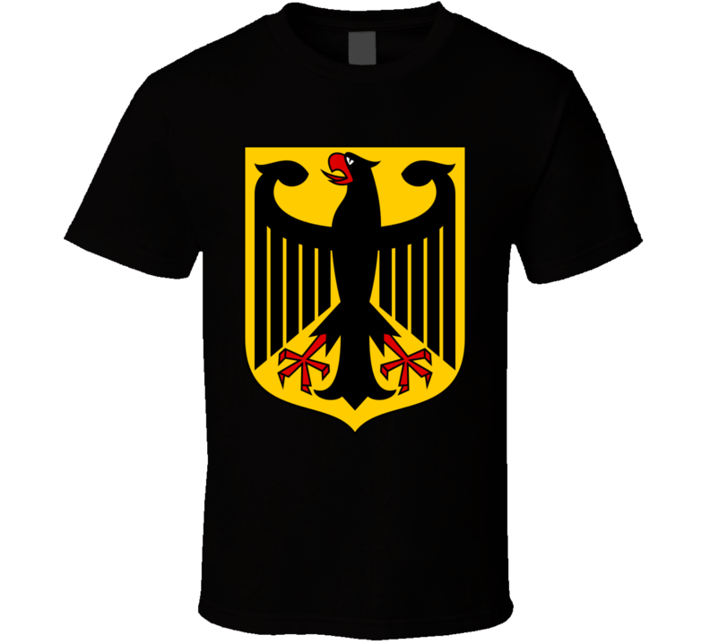 Germany German Coat Of Arms T Shirt