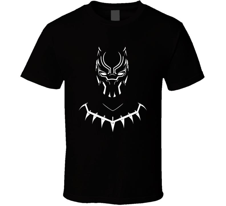 Black Panther Movie T Shirt