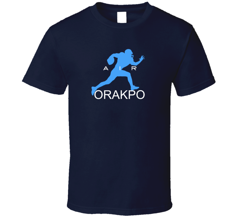Air Brian Orakpo Tennessee Football Fan T Shirt