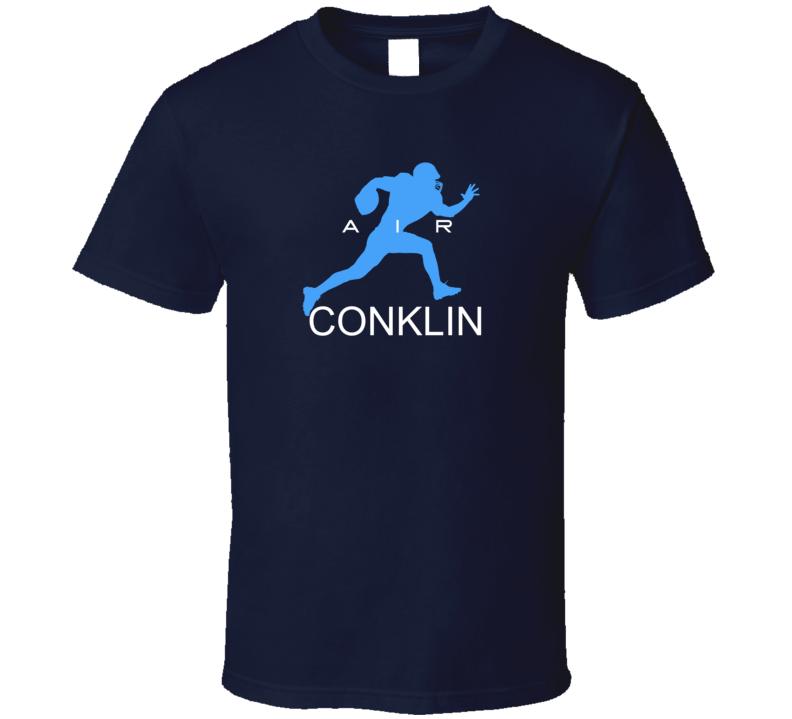 Air Jack Conklin Tennessee Football Fan T Shirt