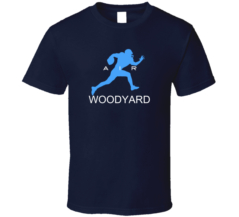 Air Wesley Woodyard Tennesse Football Fan T Shirt