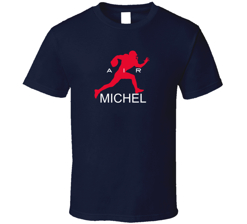 Air Sony Michel New England Football Fan T Shirt