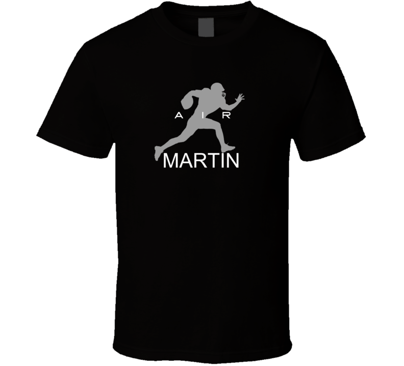 Air Doug Martin Oakland Football Fan T Shirt