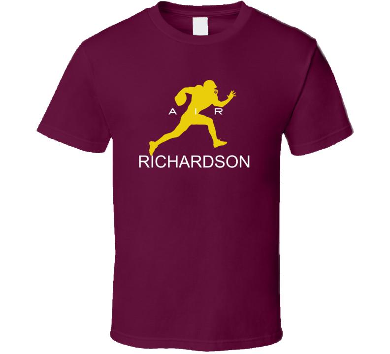 Air Paul Richardson Washington Football Fan T Shirt