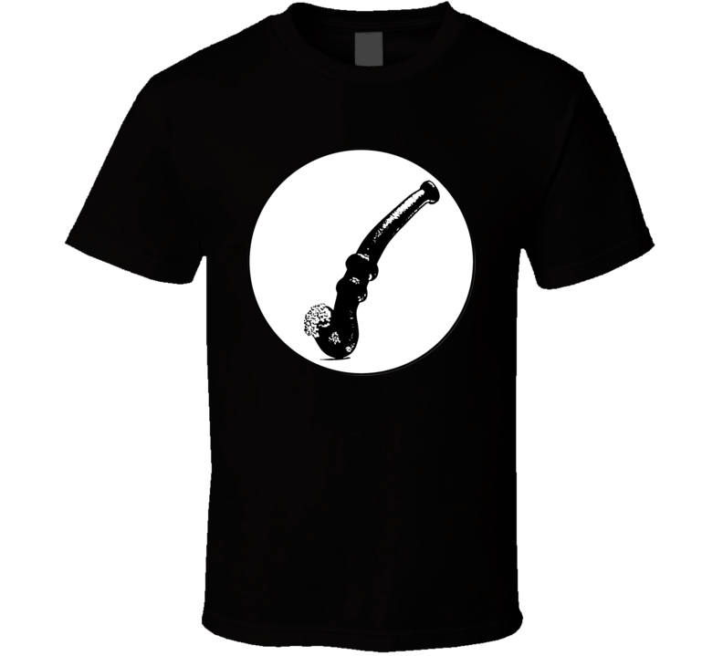 Licorice Pipe Novely Retro Vintage Candy Fan T Shirt